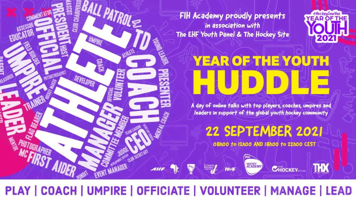 2021 09 11 15 00 07 FIH Membership Education Year of the Youth HUDDLE