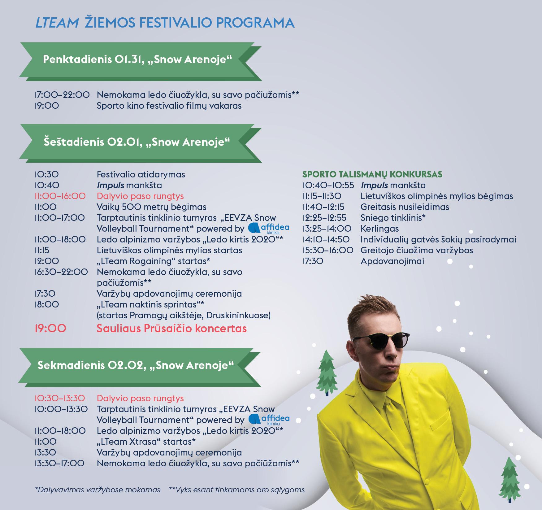 A5 LTOK ziemos festivalis PASAS programa
